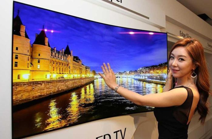 55 дюймов телевизор сделает ваш досуг ярче