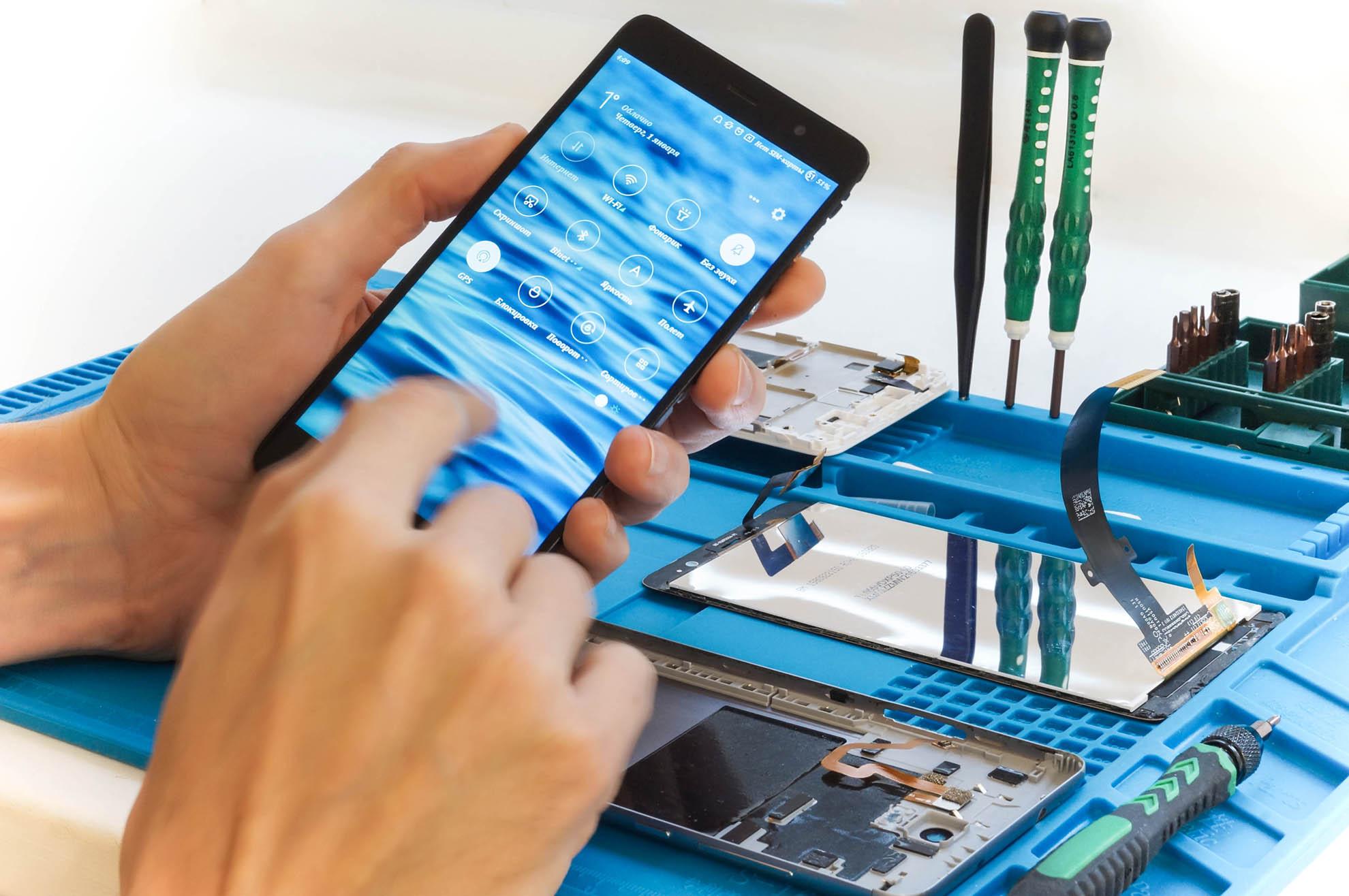 Ремонт телефонов Samsung всех моделей