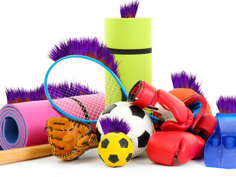Спортивные товары для активного