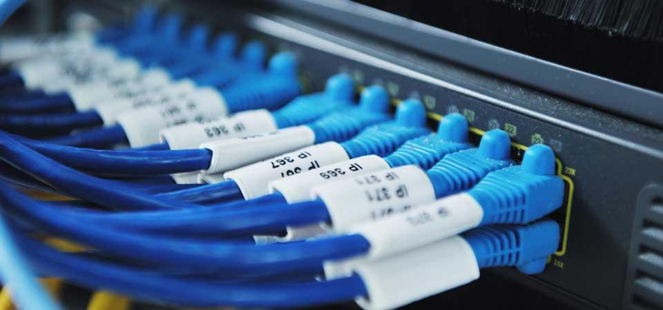Телекоммуникации требуют множество дополнительного оборудования