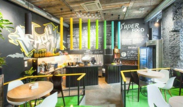 Бизнес-идея: кафе для вегетарианцев