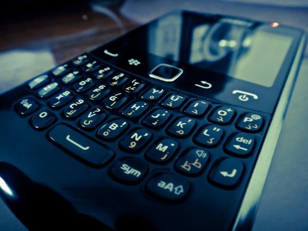 «Конец эпохи»: Blackberry создаст свой первый смартфон без физической клавиатуры