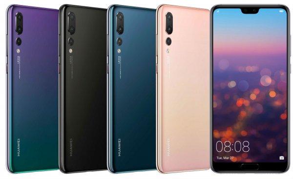 Huawei предлагает поменять старые телефоны на новые