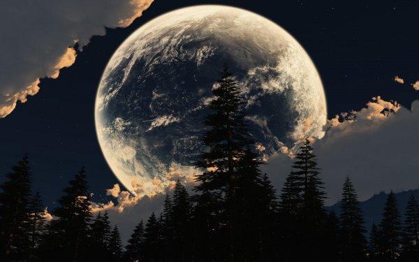 Исследователь обнаружил на Луне таинственный сигнал света
