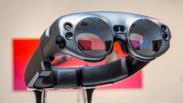 Очки дополнительной реальности от Magic Leap поступили в продажу за 2295 долларов
