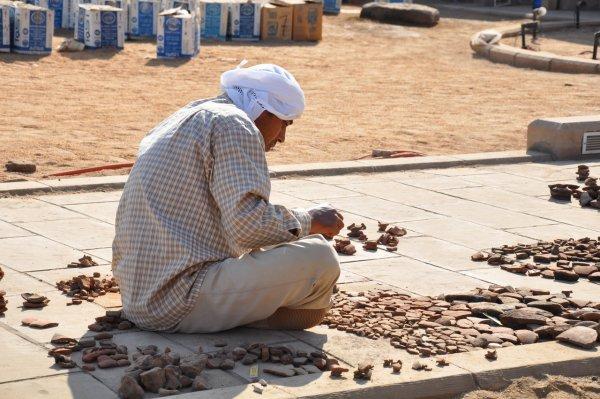 Сыр возрастом более 3200 лет учёные нашли в Египте