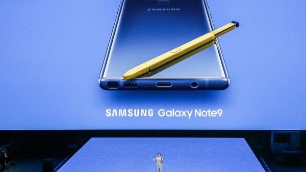Названы лучшие идеи, которые спасут Samsung Galaxy Note 9 от провала