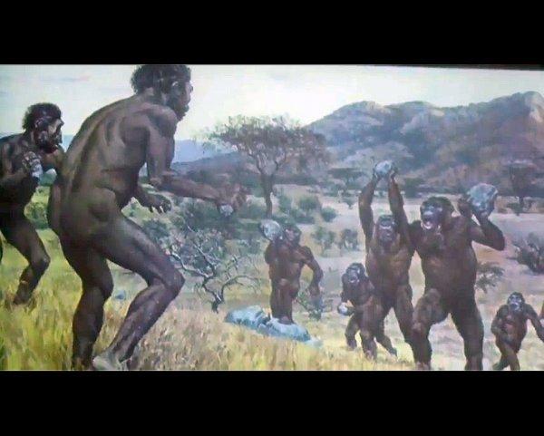 Ученые: Древних людей уничтожила лень
