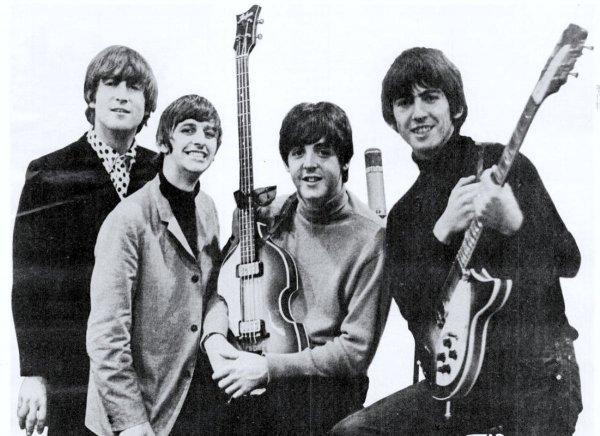 Математика помогла определить автора известного хита The Beatles