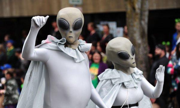 Ученые: Эксперименты над пришельцами в «Зоне 51» являются выдумками Голливуда