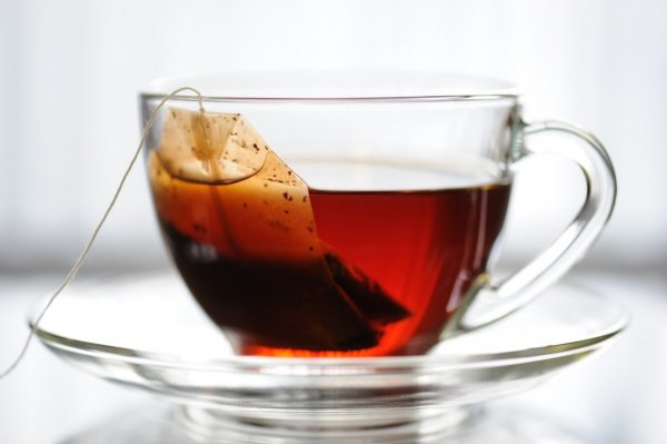 Медики: Чай в пакетиках вреден для здоровья