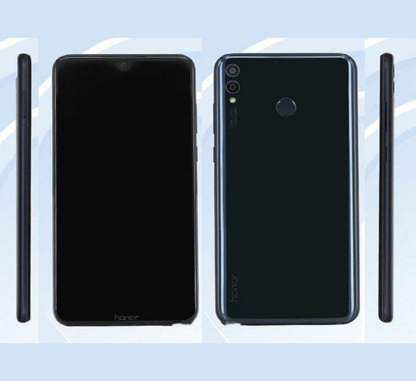 Смартфон Huawei Honor 8X оснастят дисплеем диагональю 7,12 дюймов