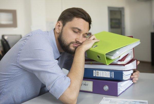 Ученые: Офисная работа может наносить серьезный вред здоровью