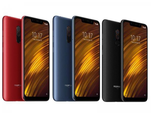 Представлен самый дешевый топовый смартфон - Pocophone F1 от Xiaomi