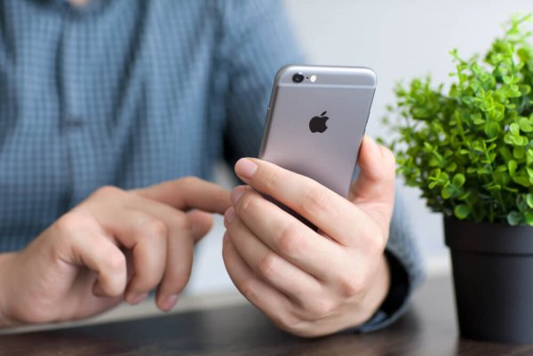 В Саратовской области грабителя iPhone нашли по отпечаткам пальцев