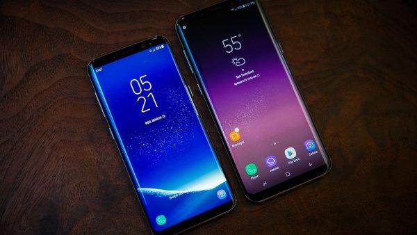Покупатели Samsung Galaxy Note 9 отмечают пропускание света экраном