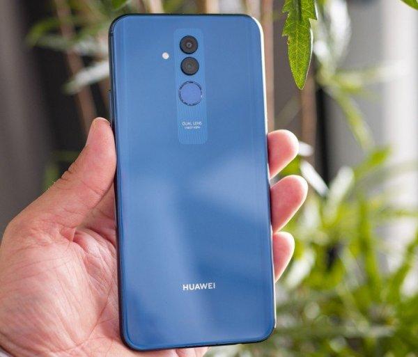 В Европе доступен предзаказ Huawei Mate 20 Lite с четырьмя камерами