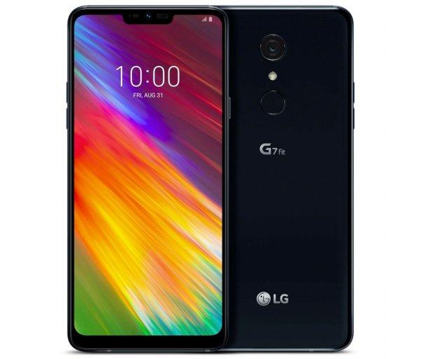 Компания LG анонсировала бюджетные смартфоны LG G7 One и LG G7 Fit