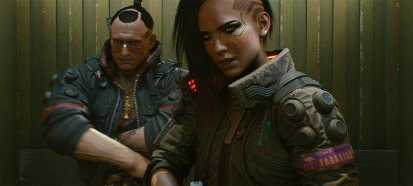 Представлен геймплей Cyberpunk 2077 от создателей «Ведьмака»