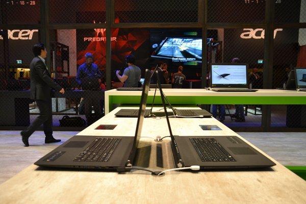 Acer презентовал самый легкий ноутбук в мире Swift 5