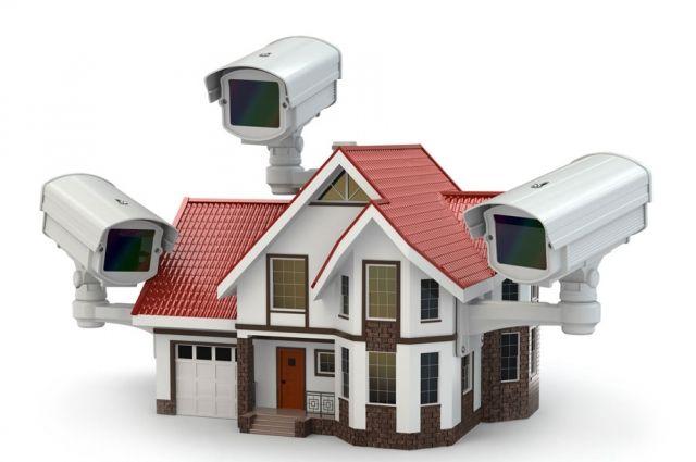 Системы видеонаблюдения в доме