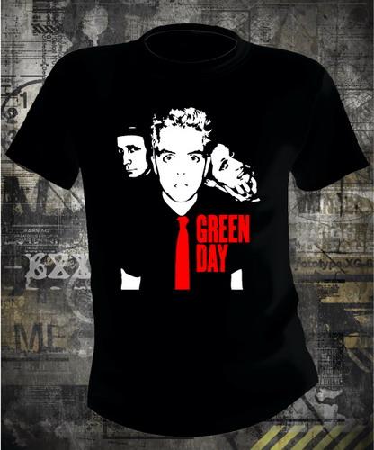 Футболки для поклонников Green Day