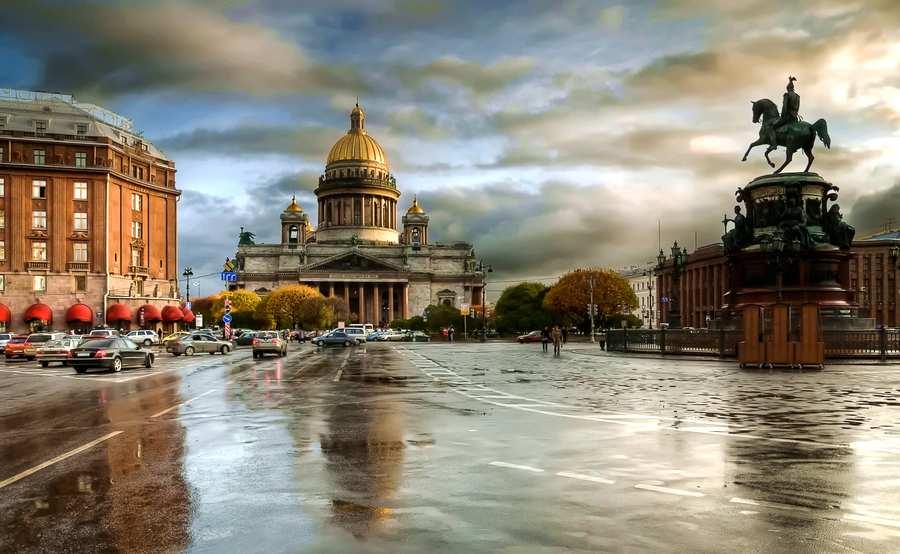 Прекрасный Петербург: куда отправиться в городе?