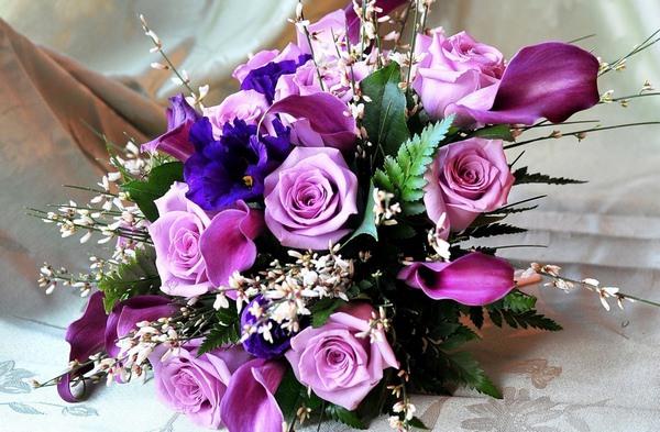 Букет цветов с доставкой в любой город