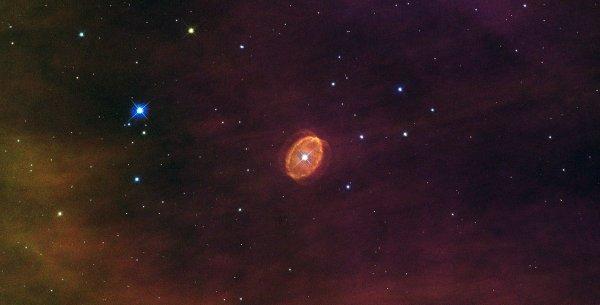 Ученые: Черные дыры способны на время оживить «мертвые» звезды