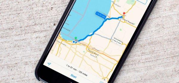 Дополненная реальность может расширить возможности Apple Maps