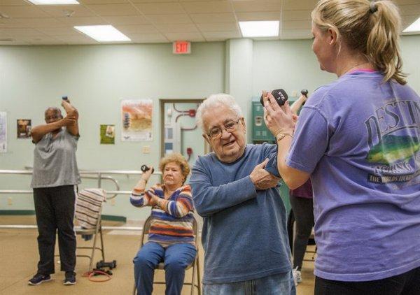 Учёные: Похудение повышает риск смерти для пожилых женщин