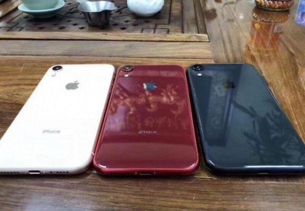 Грядущий iPhone XC впервые засветился на живых фото