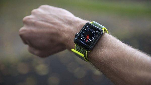 Apple Watch Series 4 оснастили экран с повышенным разрешением