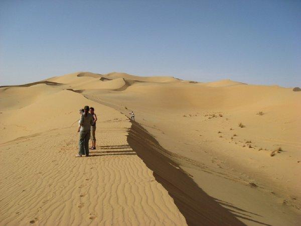 Ученые сделают из Сахары самую мощную солнечную электростанцию в мире