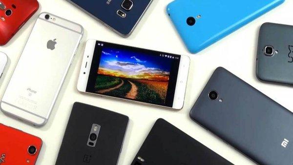 В AnTuTu назвали самые популярные характеристики смартфонов