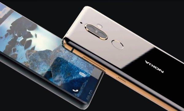 Google не удаляла вырез у Nokia 6.1 Plus
