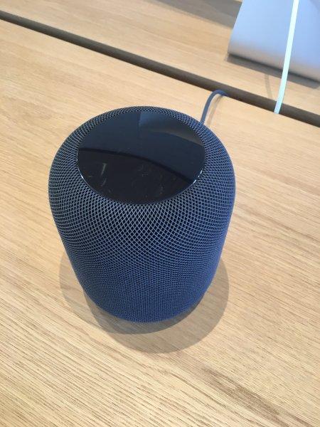 Смарт-колонка Apple HomePod получила новый функционал