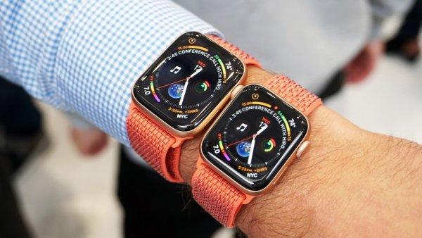 Apple отказались поставлять в Россию новые стальные Apple Watch Series 4