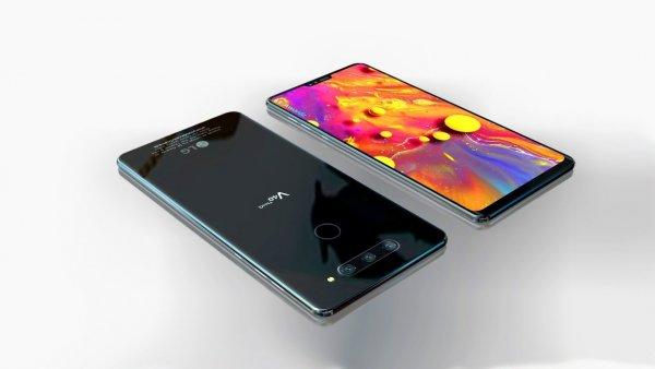 LG презентуют свой новый смартфон V40 с пятью камерами 4 октября