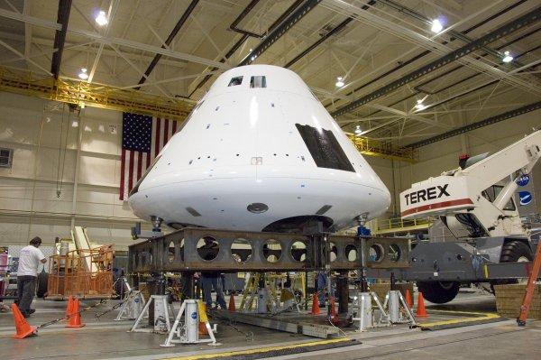 На кораблях NASA планируют показывать рекламу