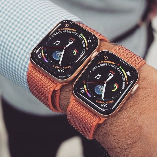 «Нельзя и упасть теперь!»: Россияне высмеяли функцию вызова скорой в Apple Watch Series 4