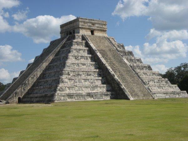 Индейцы майя создали сеть по торговле дикими животными