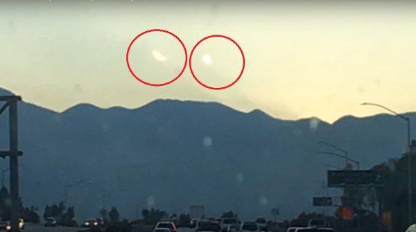 Инопланетное вторжение?: В США зафиксировали два НЛО возле Солнца – уфологи