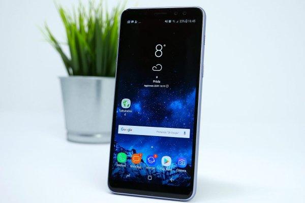 Samsung Galaxy Note9 вспыхнул в сумке владельца