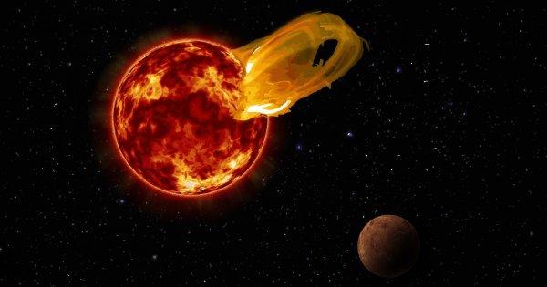 Ученые «спасли» жизнь на планете Проксима Центавра