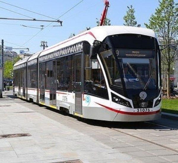 В Германии испытывают первый беспилотный трамвай