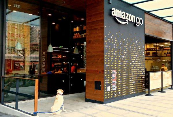 Amazon собирается открыть три тысячи «умных» магазинов без кассиров к 2021 году