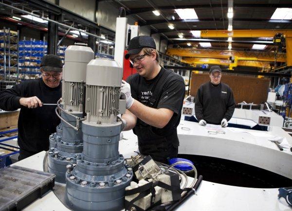 Siemens уволит 2900 человек в целях экономии