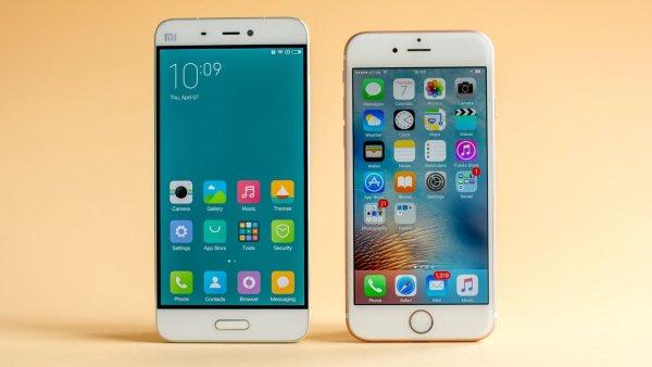 Даже дешевый Xiaomi заменит премиальный iPhone
