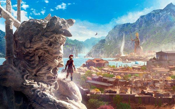 Ubisoft опубликовала релизный трейлер Assassin's Creed Odyssey